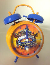 Skylanders Giants Alarm Clock Traditional Style Analogue Childrens Gift Zeon NEW