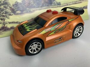 Hot wheels large driving and talking car in good working condition
