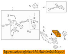pontiac vibe rear differential seal