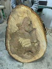 Baumscheibe, Holzscheibe, Tischplatte, ca.100x70x5cm