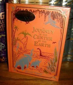 A Journey Pour The Centre de la Terre Par Jules Verne Garanti Cuir Neuf Scellé