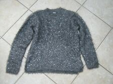 here+there C&A Kinder Strick Pullover mit Pailletten D 152