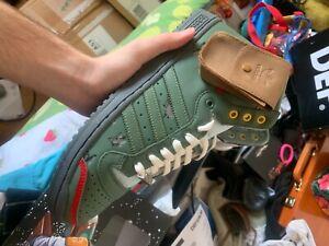 adidas Top Ten Hi Star Wars Boba Fett 43 1/3