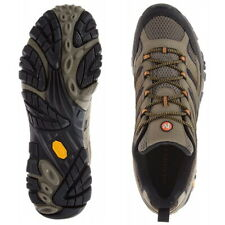 MERRELL MOAB 2 GORE-TEX GTX MENS WATERPROOF VIBRAM WALNUT HIKING WALKING SHOES