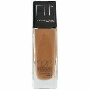 Maybelline Fit Me Foundation - Honey Beige 320