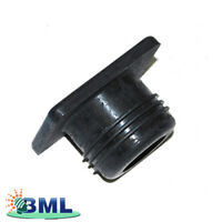 LAND ROVER DEFENDER LEG CHASSIS FRONT GENUINE  PLUG. PART- NRC6935