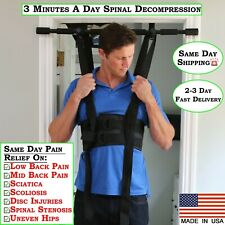 Sit and Decompress - The Inversion Table Alternative - Harness Only Purchase