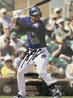 Nolan Arenado Autographed Hand Signed 8x10 photo MLB Colorado Rockies COA