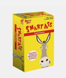 University Games Smart Ass Card Game