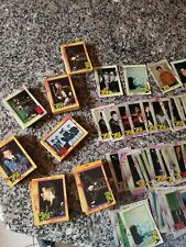 100 + New Kids on the Block Nkotb trading cards excellent condition