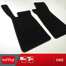 Tappetini Smart Roadster dal 2003- set tappeti auto MTM One - Made in Italy