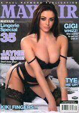 Mayfair Lingerie Magazine Vol.35