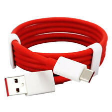 GENUINE ONEPLUS DASH TYPE-C USB FAST CHARGER DATA CABLE ONE PLUS 6 5T 5 3T