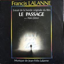 """Francis Lalanne - Le Passage BOF - Vinyl 7"""" 45T (Single)"""