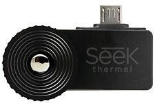 Seek Thermal Compact XR Android [adj Focus] intruder detection, security camera
