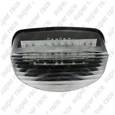 Clear LED Tail Brake Light Turn Signal For SUZUKI GS500E 1999-2002 GS500F 2004