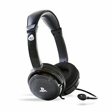 4Gamers Pro4-40 – stereo Gaming Headset - schwarz
