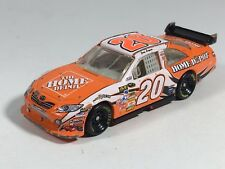 Motorsports Authentics Tony Stewart 20 Home Depot Toyota Camry Orange Race Car