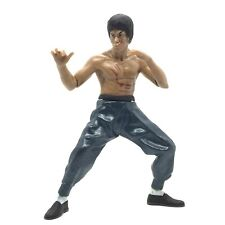 Rare Bandai Bruce Lee Enter the Dragon Action Figure Japan Exclusive Toy Statue
