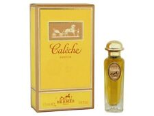 Caleche Parfum By Hermes 1/4 OZ /7.5 ML Parfum New in Sealed Box Vintage