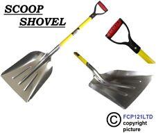 Neilsen Aluminium Grain Scoop Shovel Fibreglass Handle CT1151