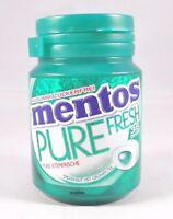 (36,78€/1kg) Mentos Pure Fresh mit grünem Tee Zuckerfrei  6 x 70 g  210 Dragees