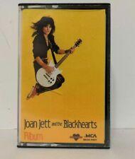 Joan Jett Album 1983  Black Cassette Tape with Hidden Track Star Star  RARE!!!