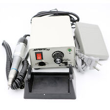 Dental micro motor strong90 E-type with foot pedal straight nose cone