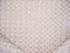 1-1/2Y Aldeco Profusion Velvet Pink Champagne Drapery Upholstery Fabric