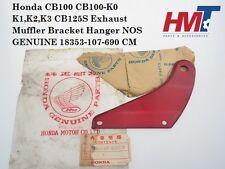 Honda CB100 CB100-K0 K1,K2,K3 CB125S Exhaust Muffler Bracket Hanger NOS