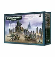 Games Workshop - Warhammer 40K - Astra Militarum Cadian Heavy Weapon Squad