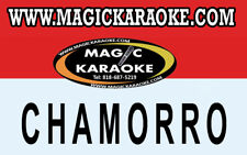 Entertech Magic Sing Chamorro (Guam) Song Chip