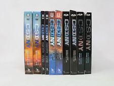 5 STAGIONI COMPLETE CSI NEW YORK CBS 2004-08 DVD [OV-001]
