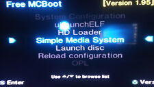 Free MC BOOT Playstation 2 64 MB Memory Card with free MCBOOT