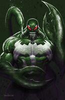 🚨🕸🔥 VENOM #30 TYLER KIRKHAM Exclusive Virgin Variant Scorpion Venomized NM