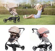 Baby Infant Stroller Travel Pram Bassinet Newborn Carriage Foldable Pushchair
