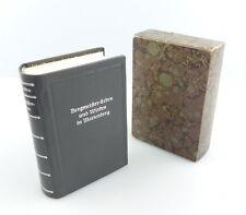 #e4366 Minibuch: Bergmeister - Leben und Wirken in Marienberg Leipzig 1990