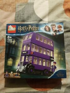 Brand new Lego Harry Potter The Knight Bus (75957)