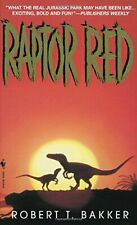 NEW - Raptor Red: A Novel by Robert T. Bakker