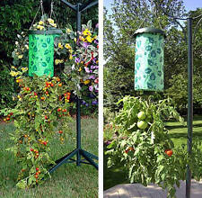 Upside Down Tomato Planter Topsy Turvy Gardening Supplies Window Boxes Grow Pots