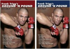 2 Dvd Set Frank Trigg's Ground 'N' Pound Mixed Martial Arts fighting strategy