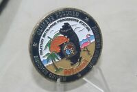 U.S. Military Entrance Processing Station Miami Climate Focused Challenge Coin