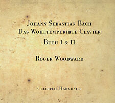 J.S. BACH: THE WELL-TEMPERED CLAVIER, BOOKS I & II BWV 846-893 — ROGER WOODWARD