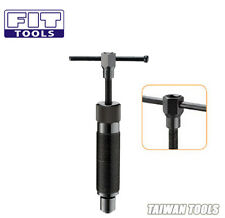 FIT TOOLS Patented 12 Tons Hydraulic Ram S45C for Hydraulic Gear Puller Kits-