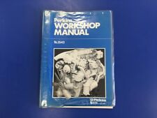 Perkins Engines Workshop Manual T6.3543 Diesel