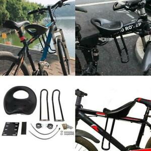 Child Seat For Bike Front Mount Quick Dismount Safety Babies Carrier 2-8 V3Z2