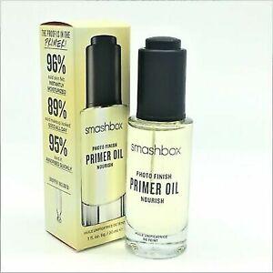 SMASHBOX PHOTO FINISH PRIMER OIL NOURISH - - 1.0 OZ/30 ML IN BOX