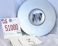 02 03 04 05 Buick Century Regal Center Cap Painted 10254321 OEM Some Wear