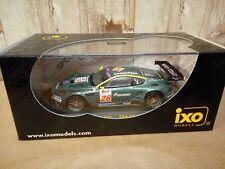 Modellino DIE CAST IXO Aston Martin DBR9 #28 SPA Francorchamps 2005 1/43 IXO14