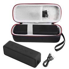 Portable EVA Zipper Hard Case Bag Box For Anker SoundCore 2 Bluetooth Speaker K